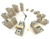 Clocks of Money