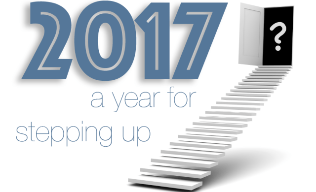 Stepping Up in 2017