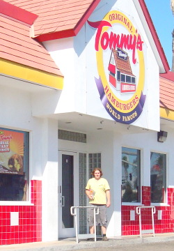 Tom at Tommys