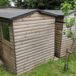 Sheds need new home