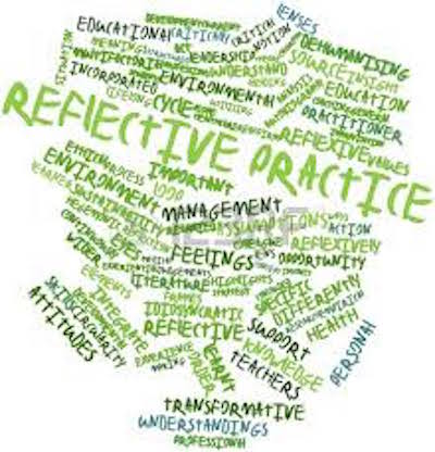 Academic article: The potential issues with the use of reflective practice to improve performance.