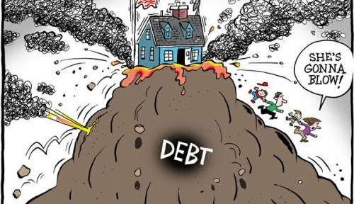 The Debt Ceiling Crisis – A Lesson In Spirituality