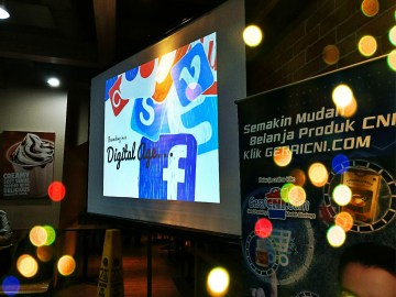 Membangun Identitas Brand di Era Digital Bareng Komunitas ISB dan CNI