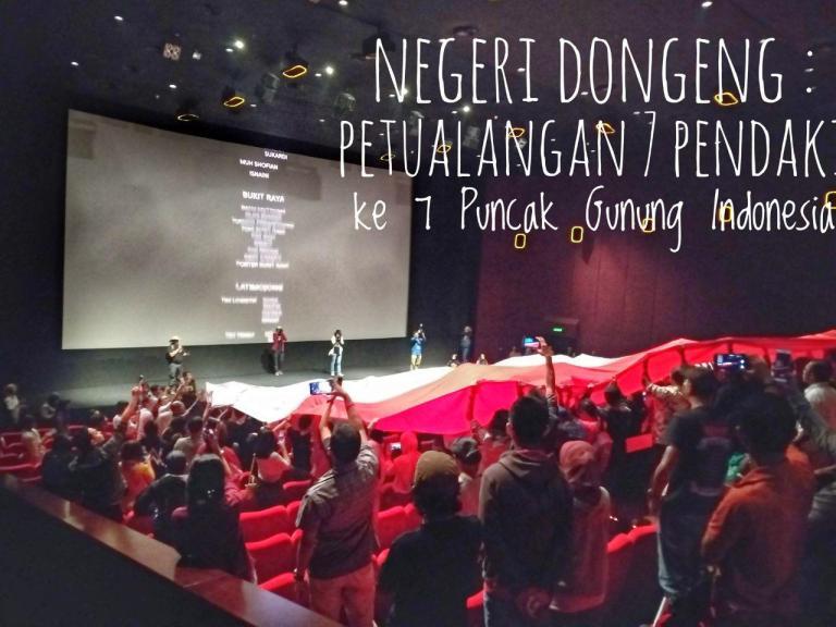 Lihat, Rasakan dan Temukan Keindahan Indonesia di Film Negeri Dongeng