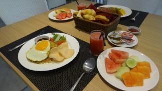 Makanan Benoa Sea Suites