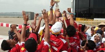 Indonesia Bersinar di Kompetisi Shell Eco-Marathon Asia 2018