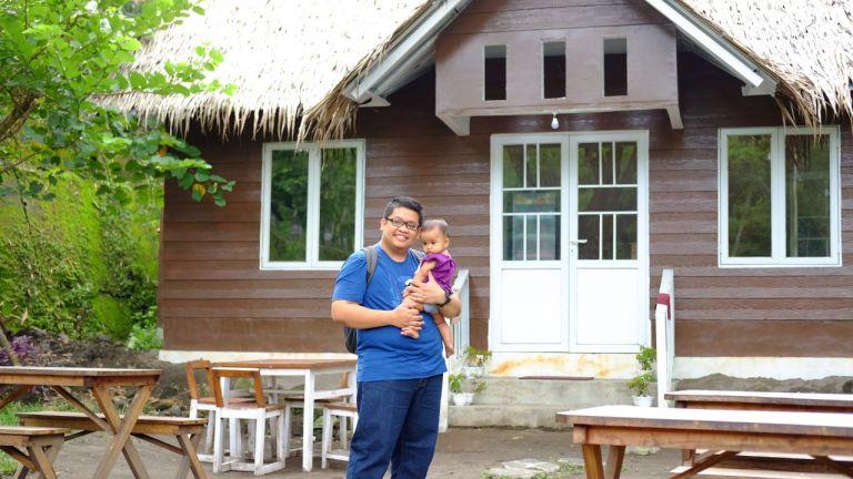 Joglo Pari Sewu Tempat Liburan Bersama Keluarga di Yogyakarta