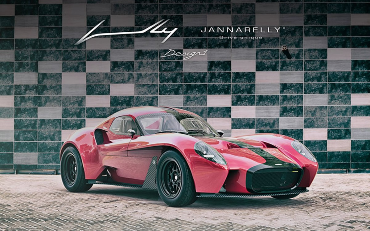 Jannarelly and Tomini Classics team up