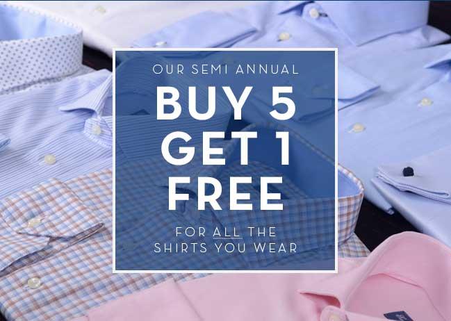 Buy 6 Get 1 Free