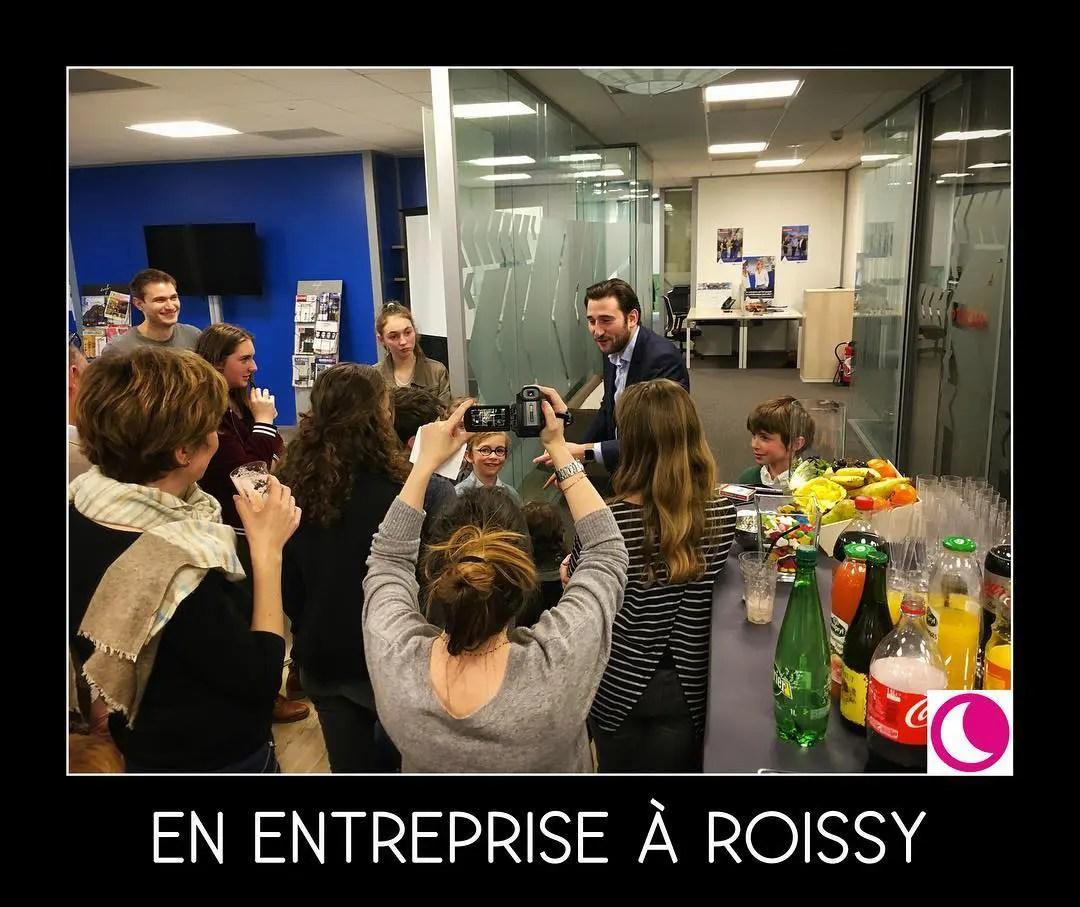 Tom Le Magicien - Entreprise Roissy