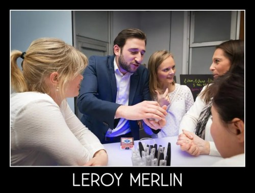 Tom Le Magicien - Leroy Merlin