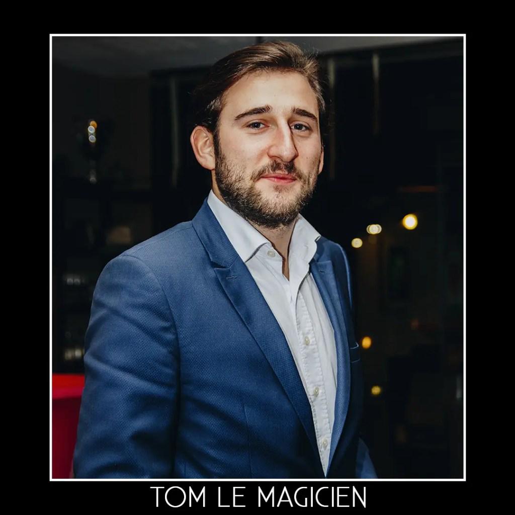 Tom Le Magicien - Lille