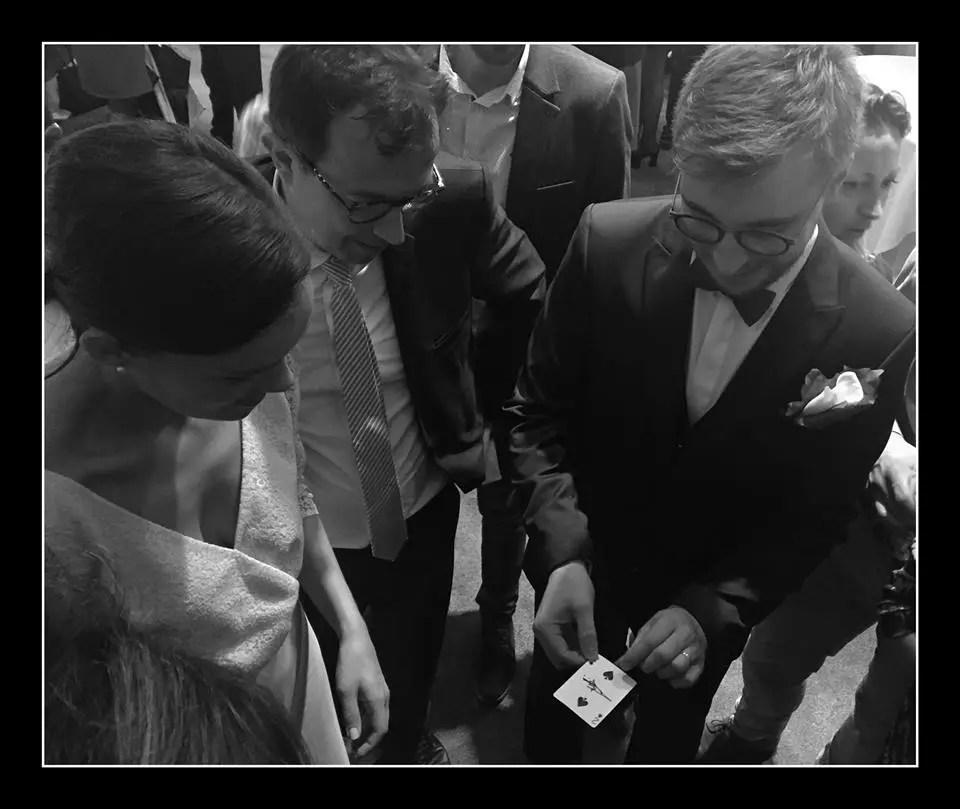 Tom Le Magicien - Mariage au Domaine de la Chanterelle
