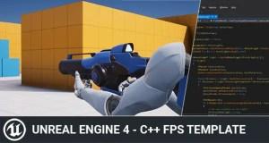 ue4 C++ fps shooter tutorial