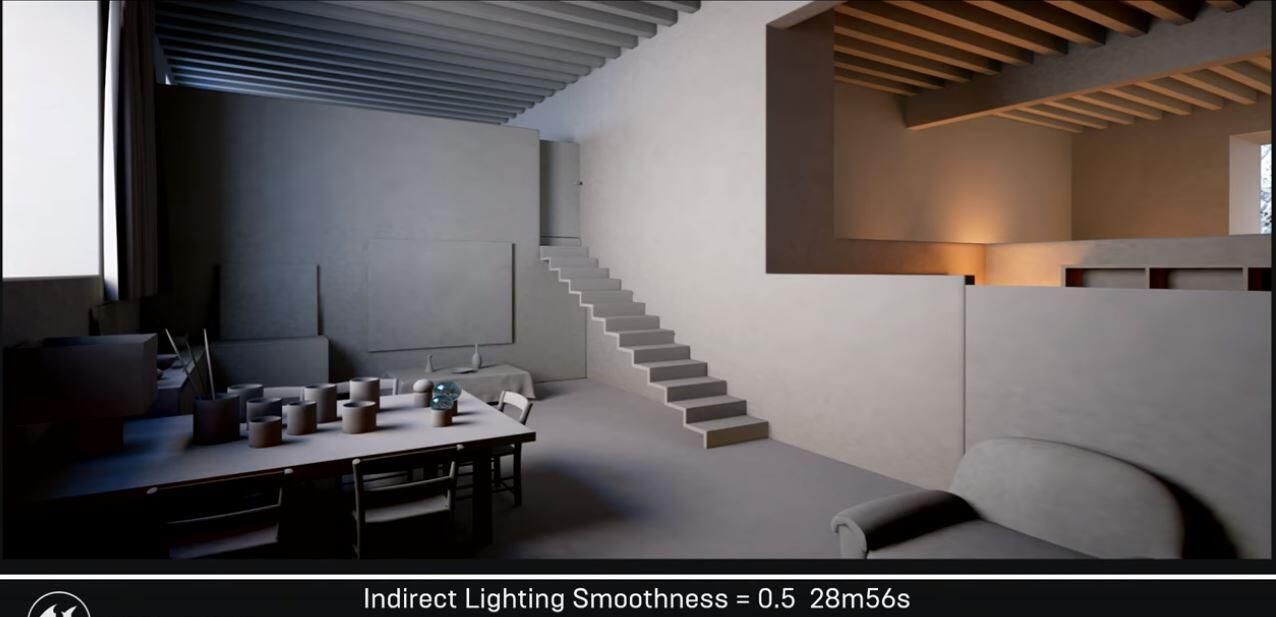 indirect lighting design. Increasing The Smoothness Value Above 1 Reduces Noise In Indirect Lighting, At Cost Of Increased Build Times. This Would For Example Lighting Design