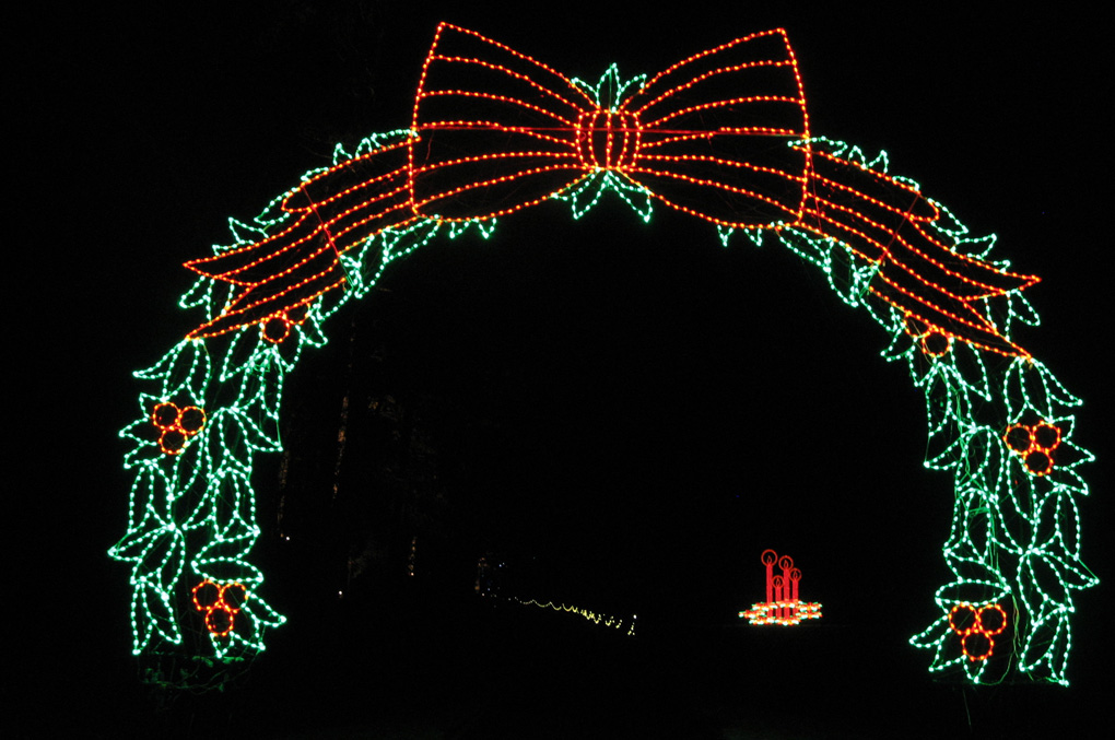 Pictures From Tanglewood Festival Of Lights 2013 Tom
