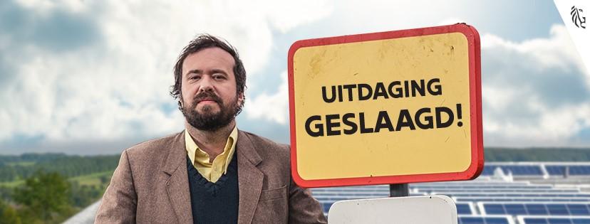 Foto campagne stroomversneller: uitdaging geslaagd