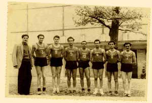 Soviet Basketball Team