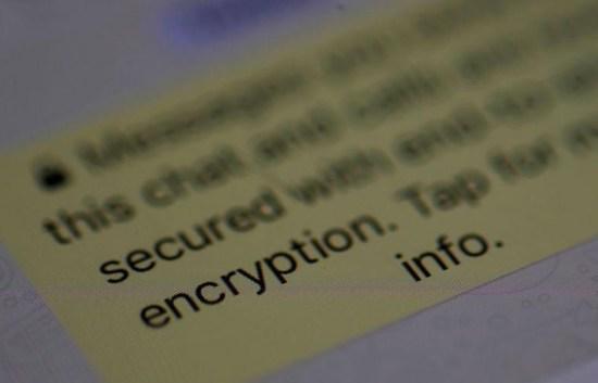 WhatsApp - Encryption