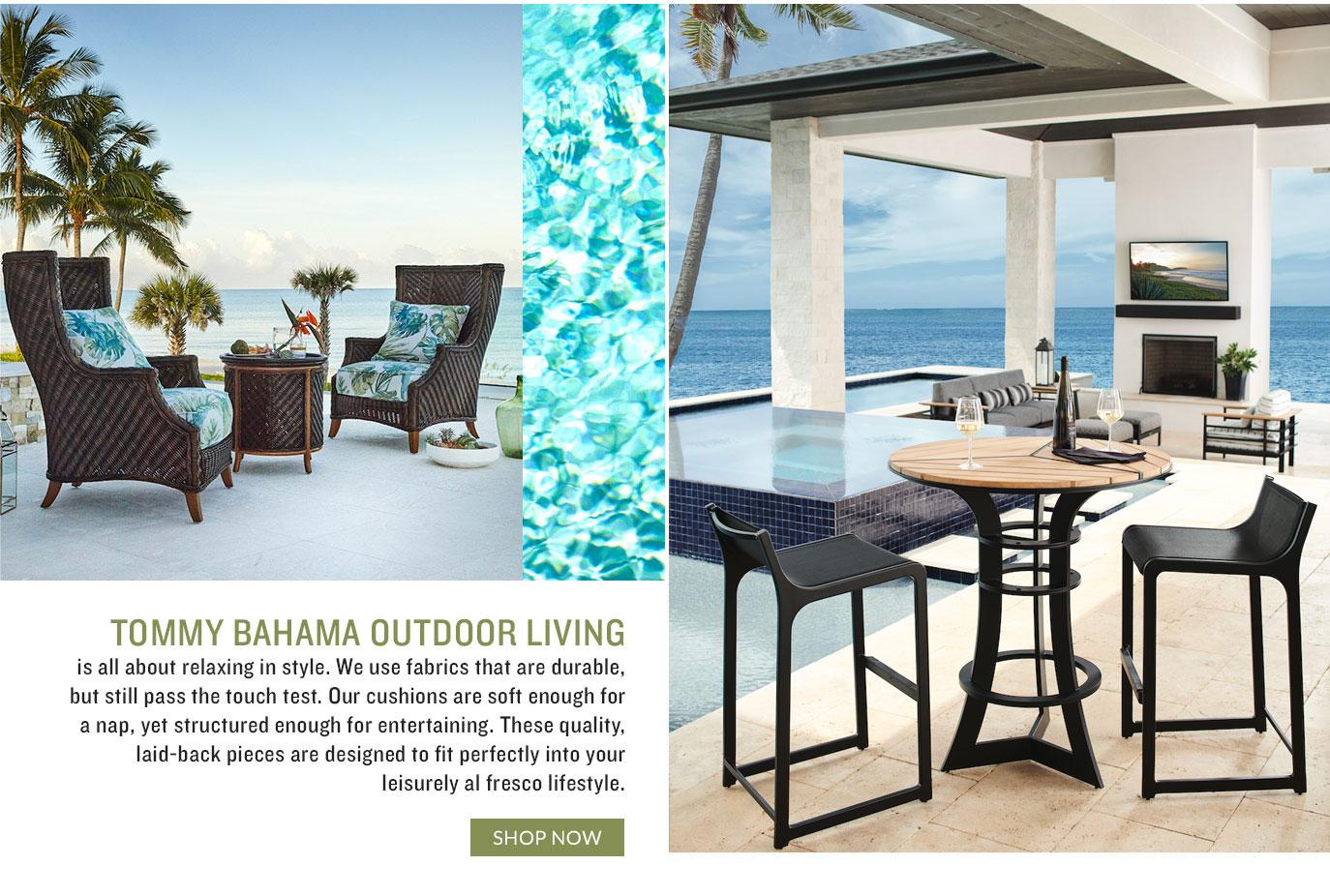 indoor outdoor furniture tommy bahama