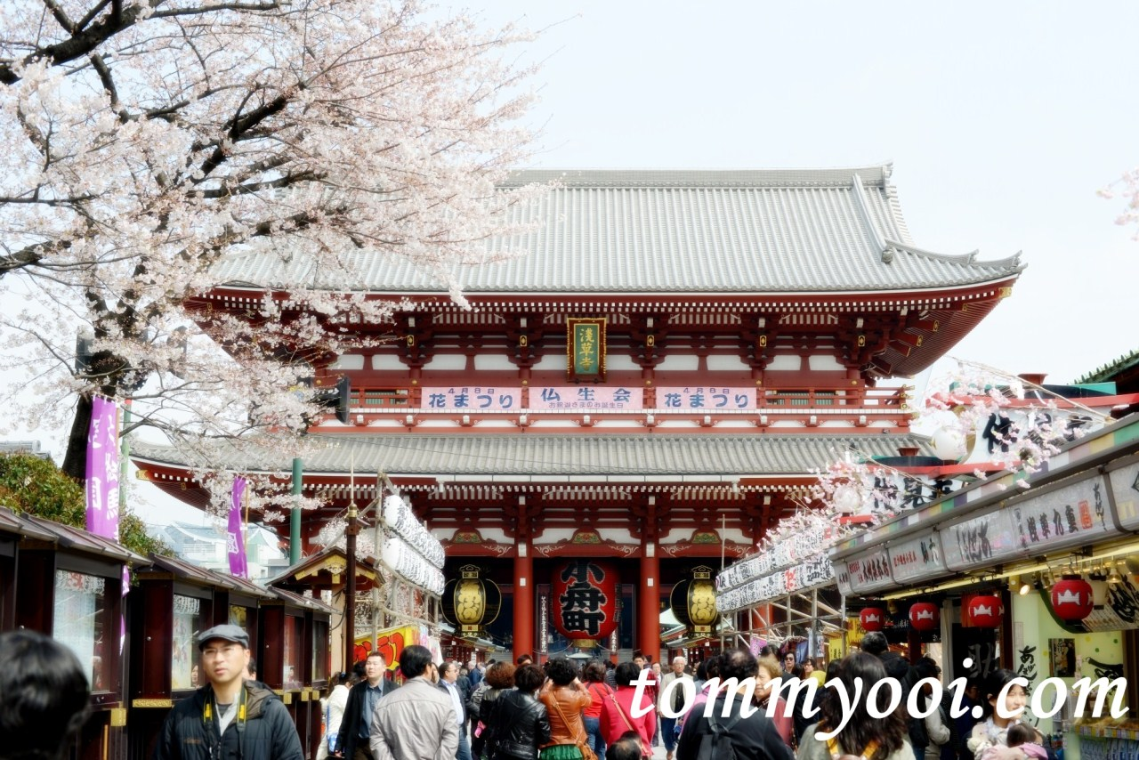 Sensoji Tokyo