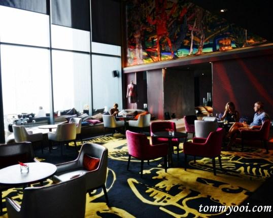 Sofitel So Bangkok Lounge Club Signature