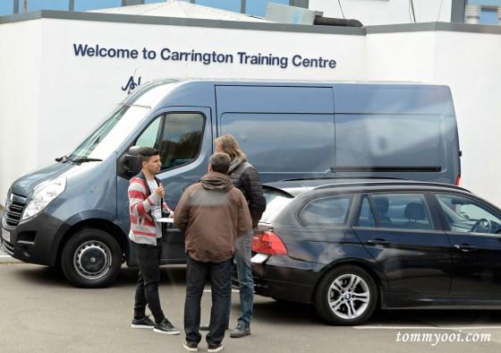 Carrington Training Center