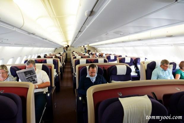 MH0021 Business Class