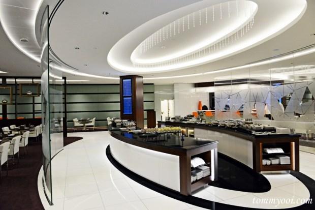 Etihad First & Business Class Lounge