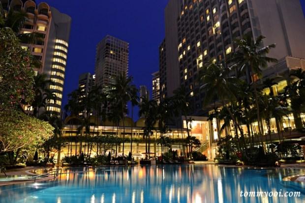 Shangri La Singapore