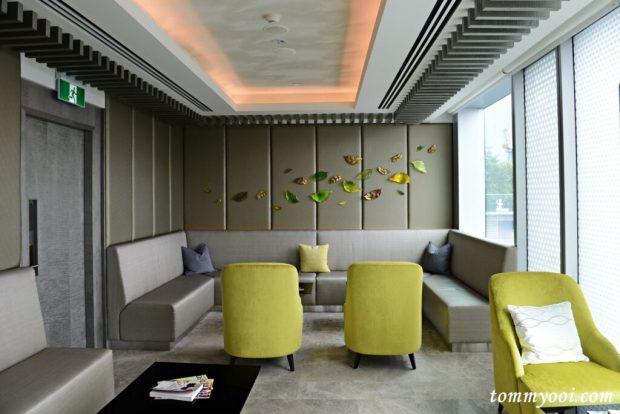 Club Lounge Hotel Jen Orchardgateway Singapore