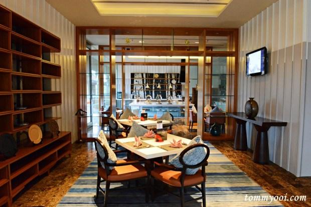 Executive Lounge Pullman Putrajaya Lakeside
