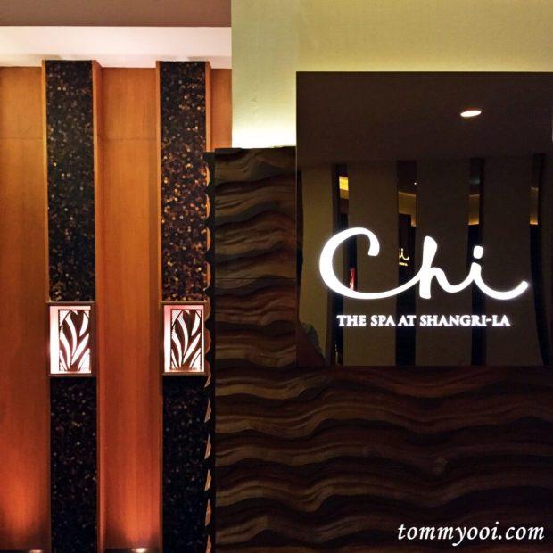 Chi Spa, Shangri La Singapore
