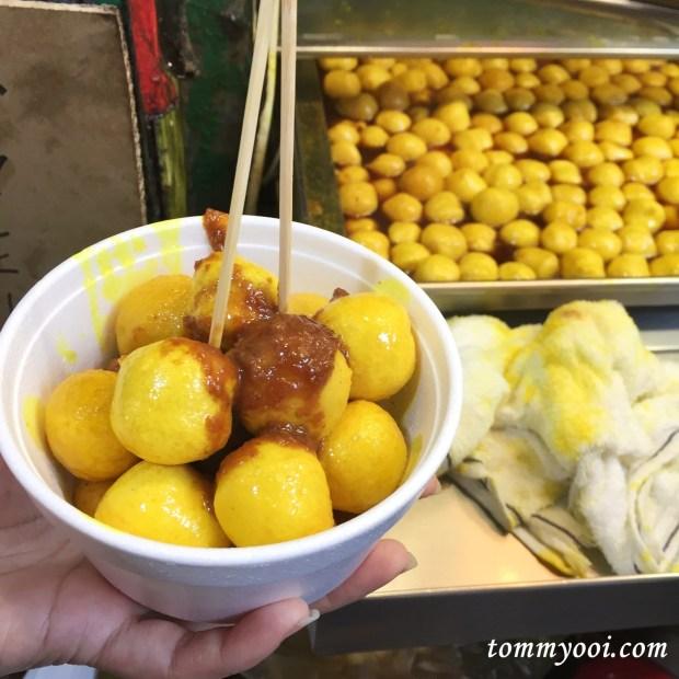 龍津美食 HK