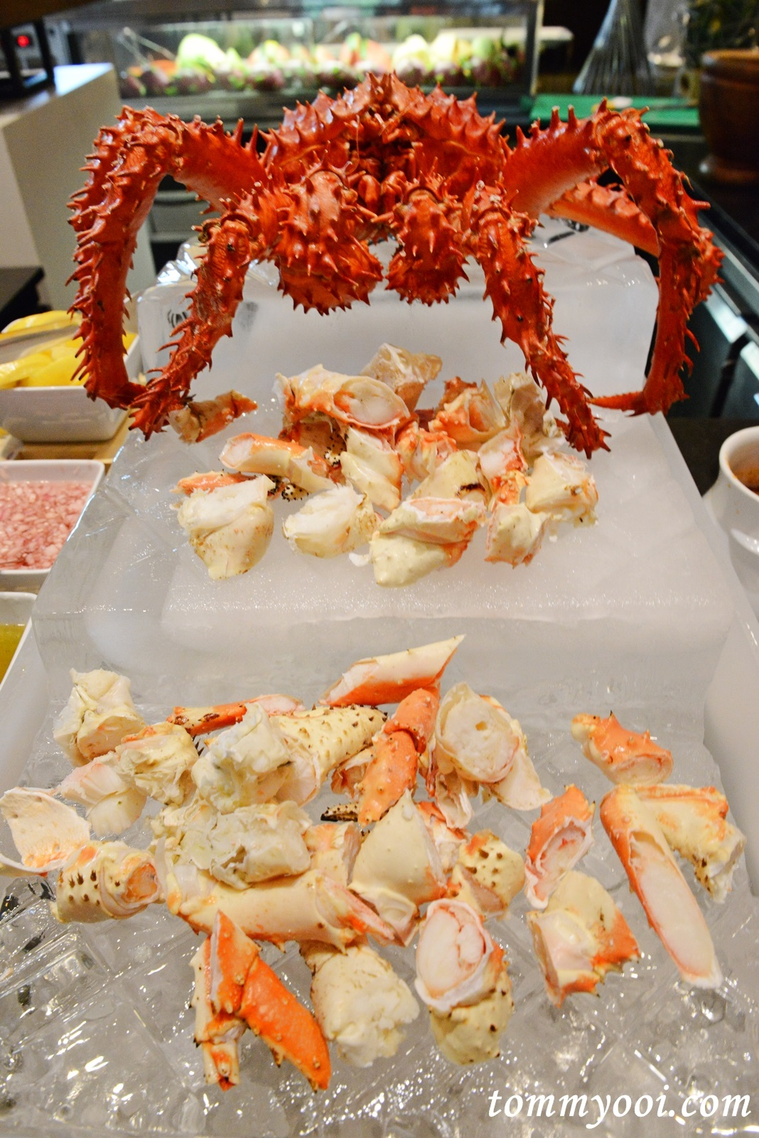 Pullman Bangkok King Power Oh Crab Festival Buffet - Tommy Ooi Travel Guide