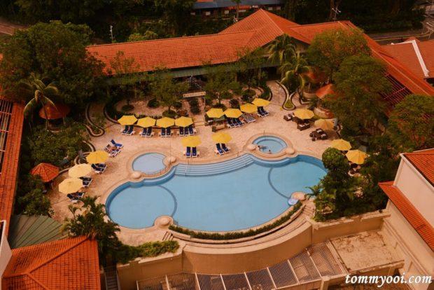 Hotel Jen Tanglin Singapore