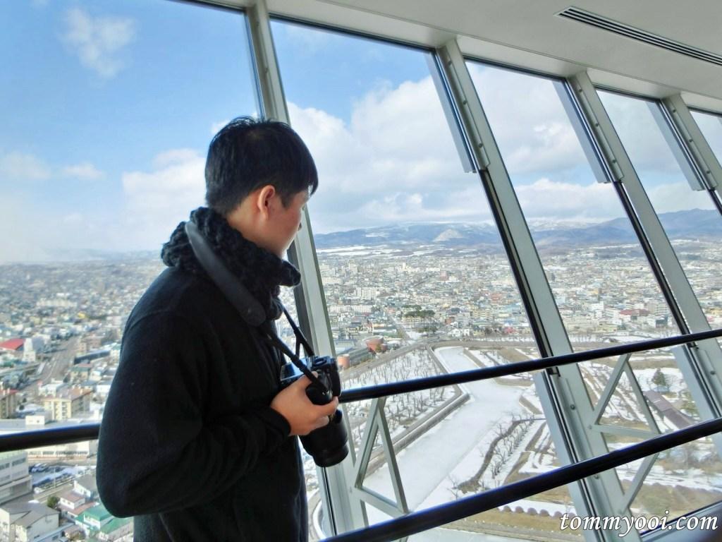 Goryokaku Tower Hakodate 2
