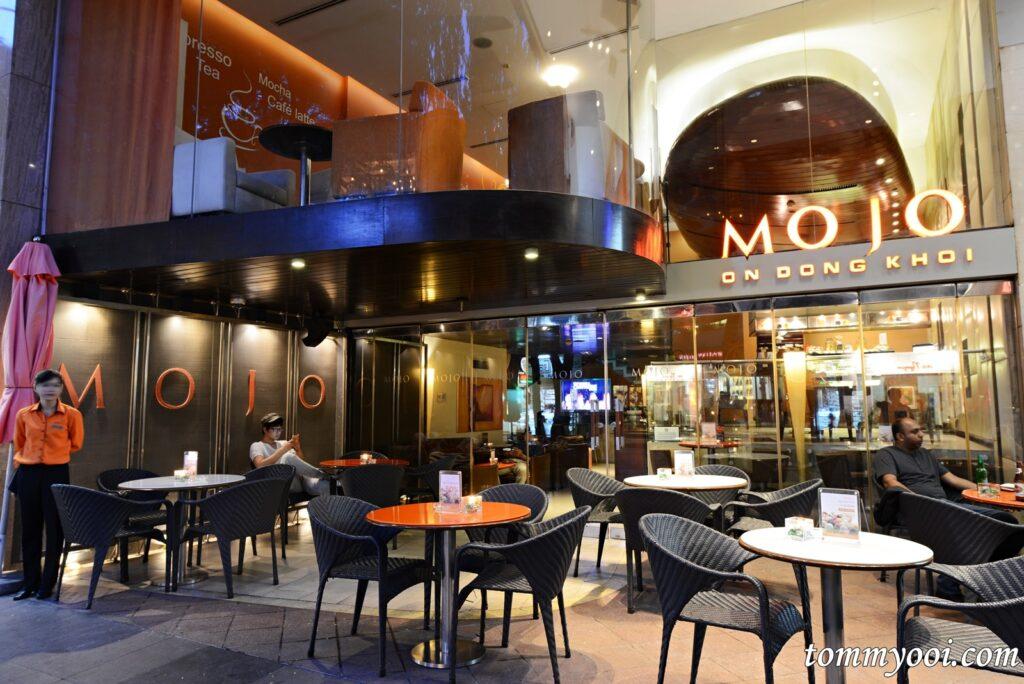 Mojo Cafe, Ho Chi Minh