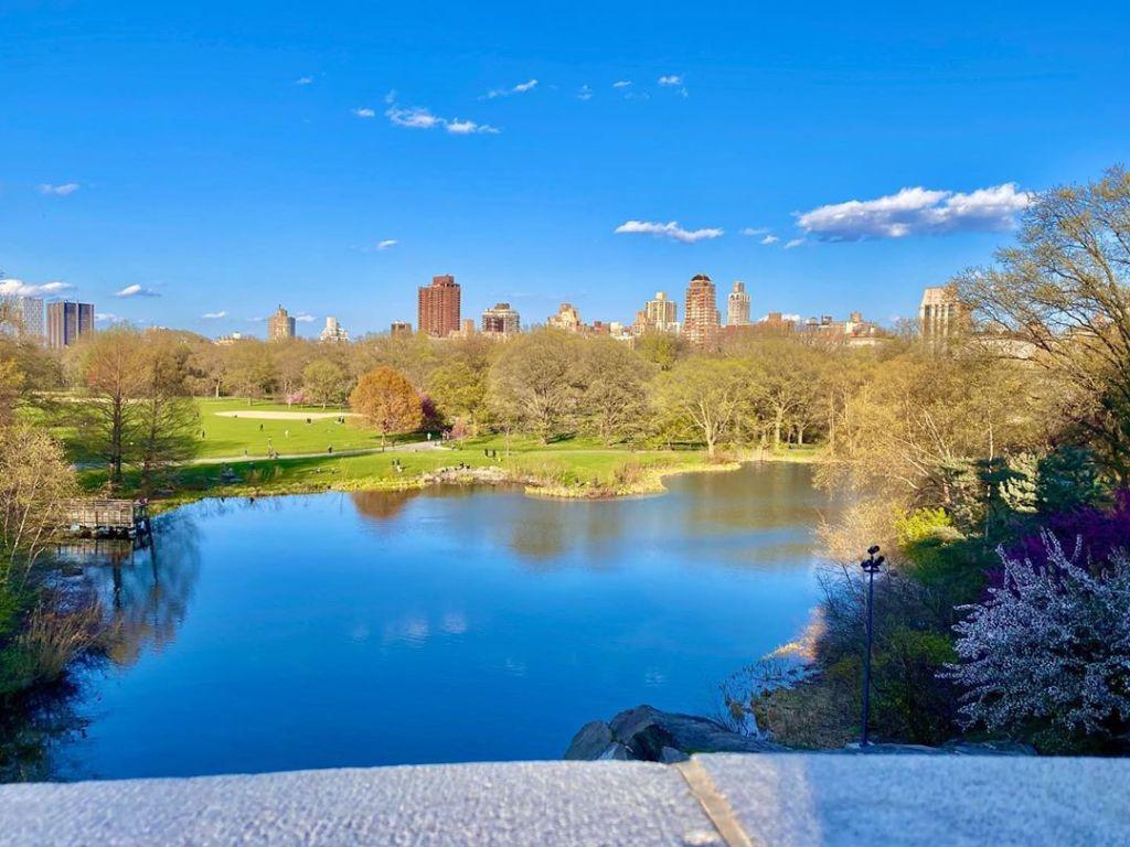 Manhatten Central Park