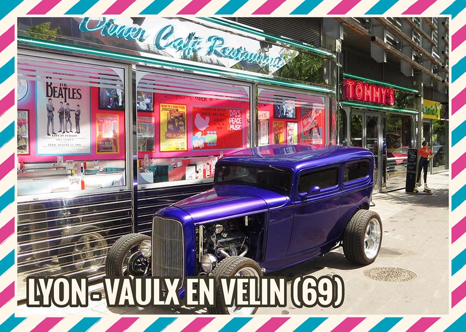 Tommy's Diner Vaulx-en-Velin