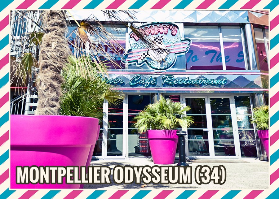 Tommy's Diner Montpellier Odysseum