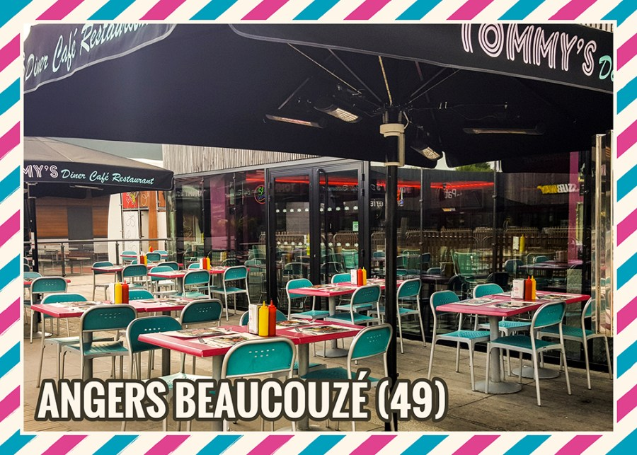 Tommy's Diner Angers Beaucouzé