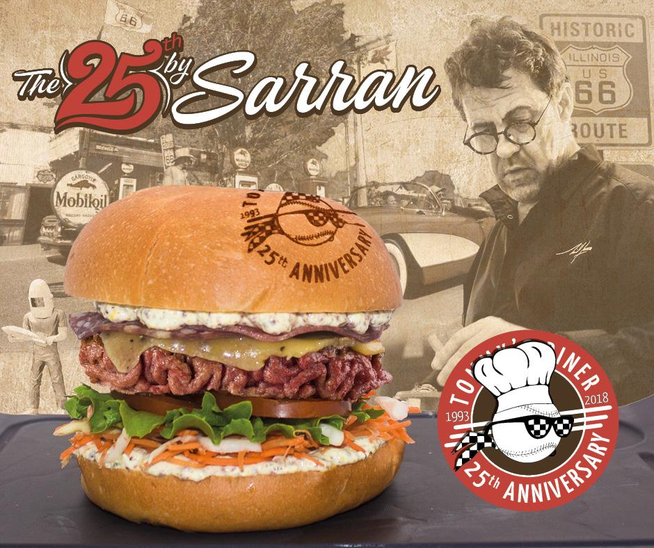 25th Anniversary : The 25th by Michel Sarran
