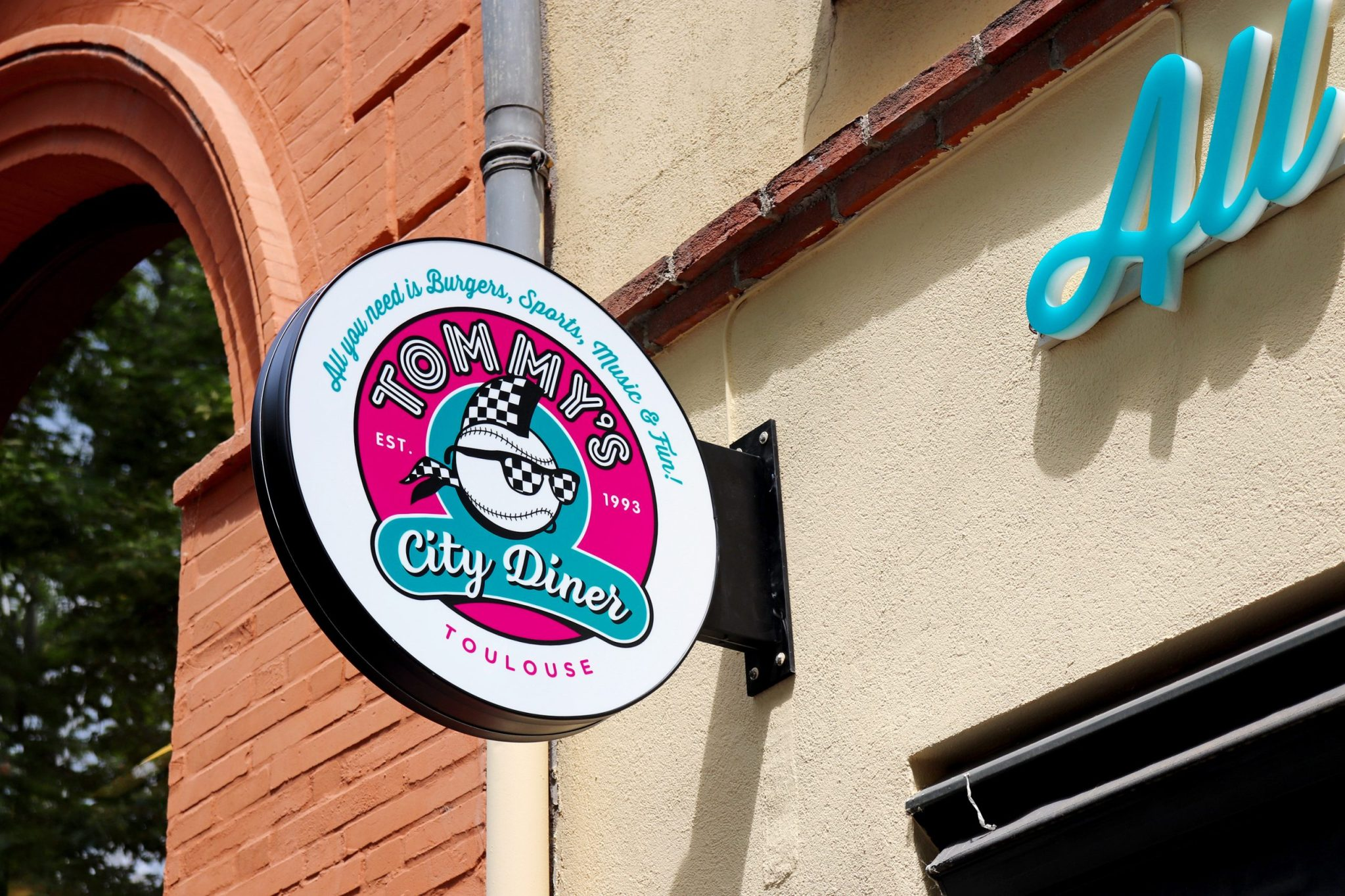 News Tommy's City Diner Toulouse