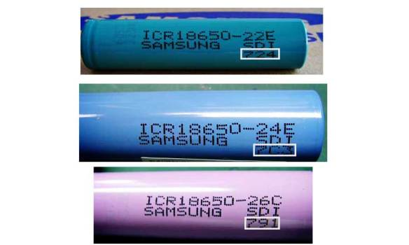 Recognize-Samsung-18650-Battery-Manufacture-Date-Code-OLD-SAMSUNG