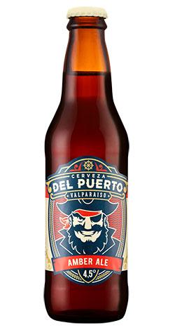 Cerveza Del Puerto Amber Ale