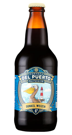Cerveza Del Puerto Dunkel Weizen