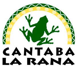 Logo Cantaba la Rana