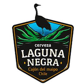 Logo Cerveza Laguna Negra