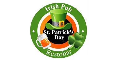 logoSt Patrick´s day Irish Pub